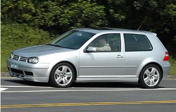 VW Golf GTI VR6 Série especial do Golf terá 99 unidades à ...